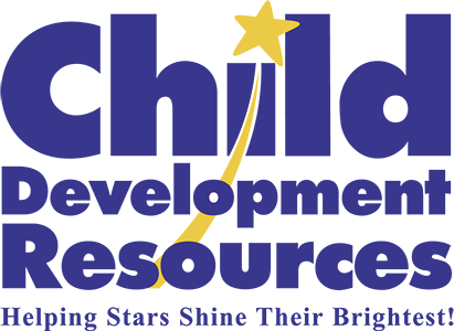 Child Development Resources (CDR) Logo
